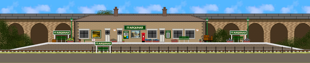 Far-away Station by KaijuATTACK877
