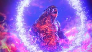2018 Godzilla Earth A TYRANT OF INFINITE POWER! by KaijuATTACK877