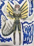 Kaiju Girl: Cybernetically-Modified Monster