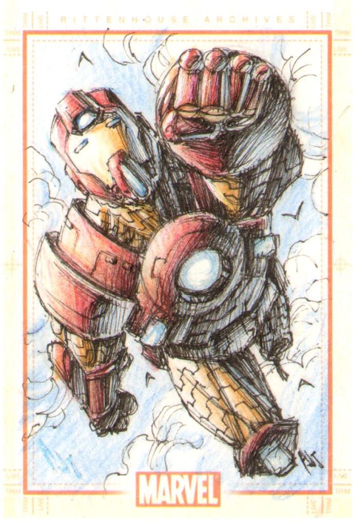 iron man by AnthonyTAN7775