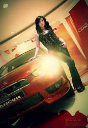 Lancer Mitsubishi by KimRaceQueen