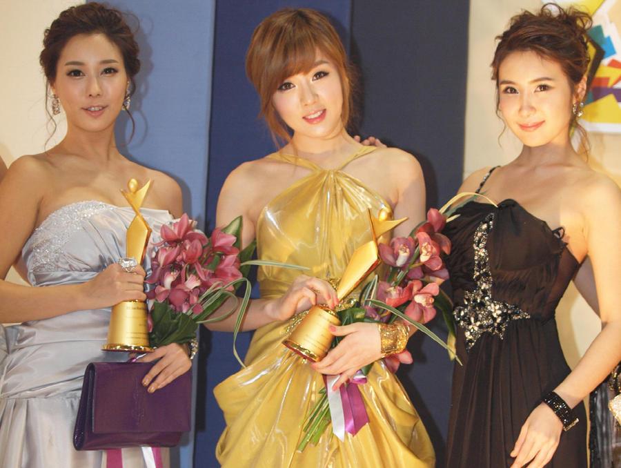 Asian Model Festival Awards by KimRaceQueen