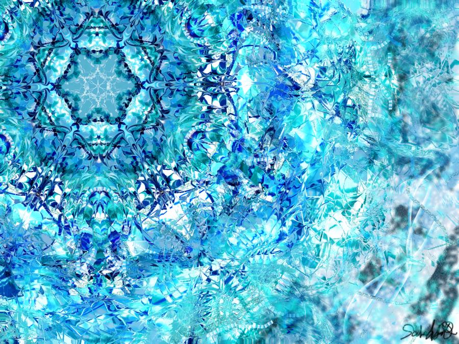 My fractal art 2 by Saradyn-A-E-Yuki