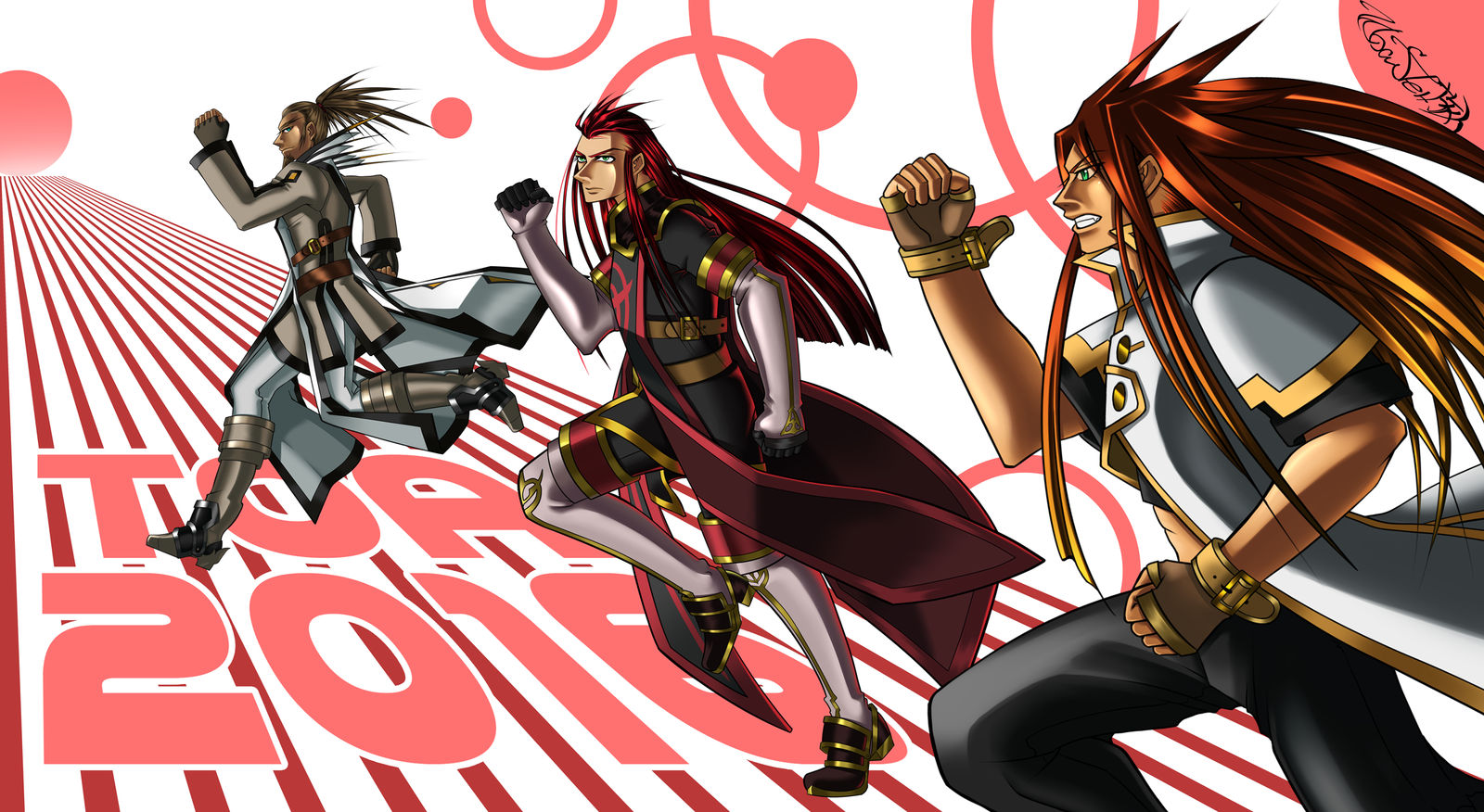 Wallpaper Of Tales Of The Abyss 2016 By Xbasler Issei 2082 On