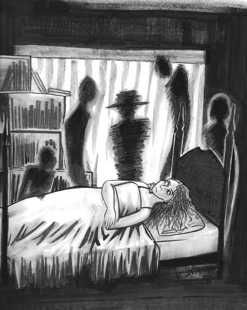 Shadow People by death-g-reaper