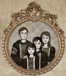 Family portrait by CSupernova