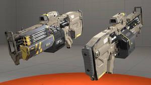 DOOM - Heavy Assault Rifle