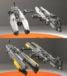 DOOM - Gauss Cannon
