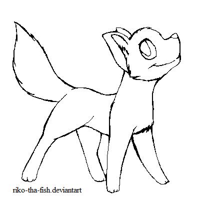 Chibi Dog Base By Rikooh On Deviantart