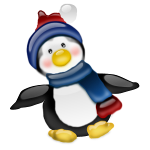 penguin by mehikan