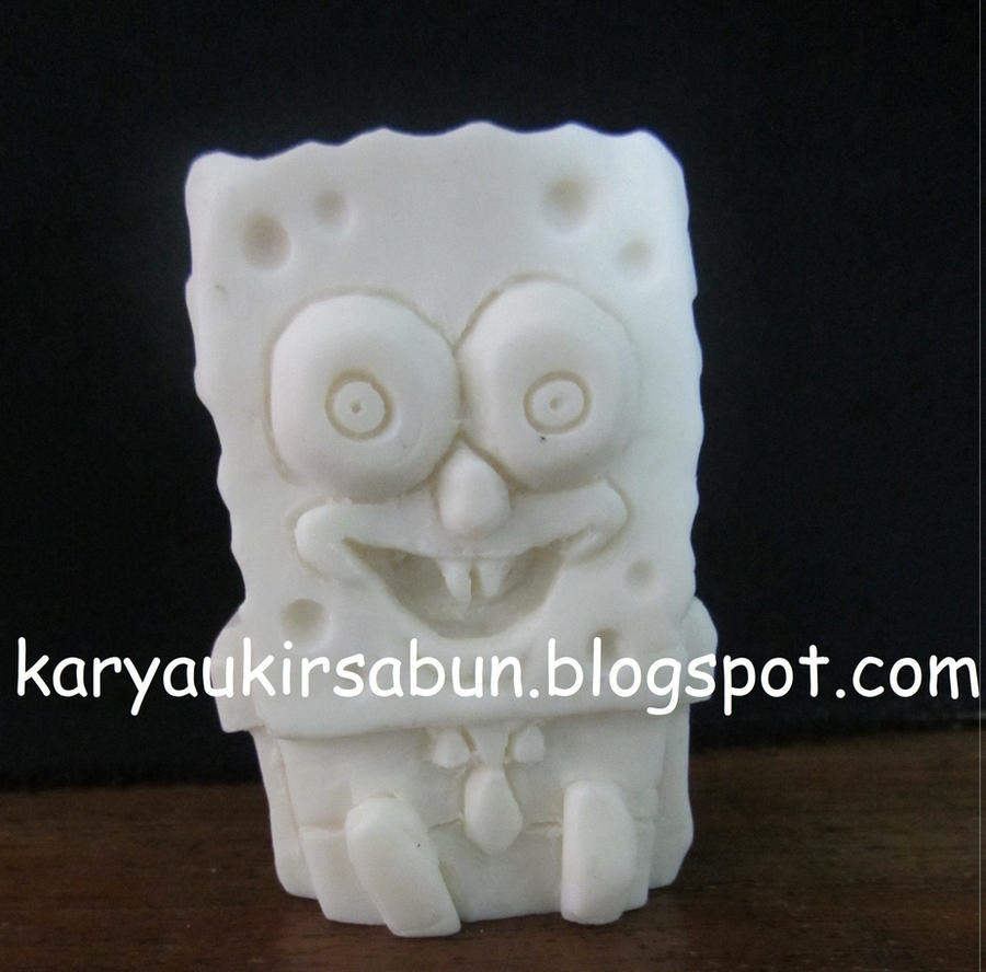 Spongebob soap carving by moopal on deviantart