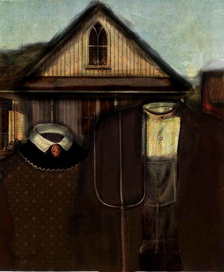 Headless American Gothic By Averre AK