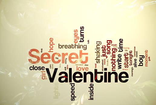 secret valentine.
