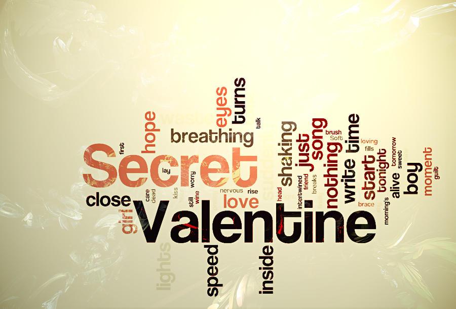 Schön Secret Valentine. By Sabreclaw ...