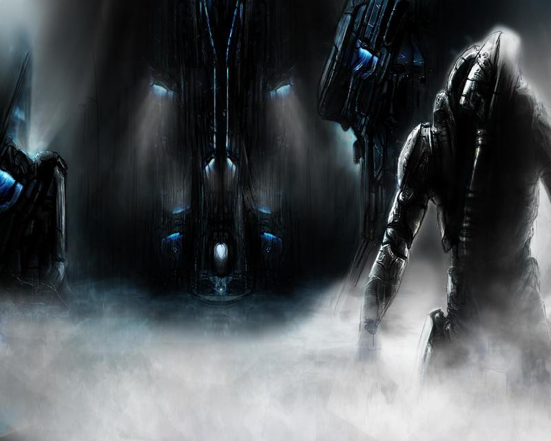 Halo: Forerunner by kacktustoo