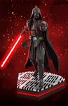 Darth Vader Figure (Fan Art) by LaurenDahmer