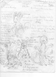 Inkey (sketch) by Gossamer385