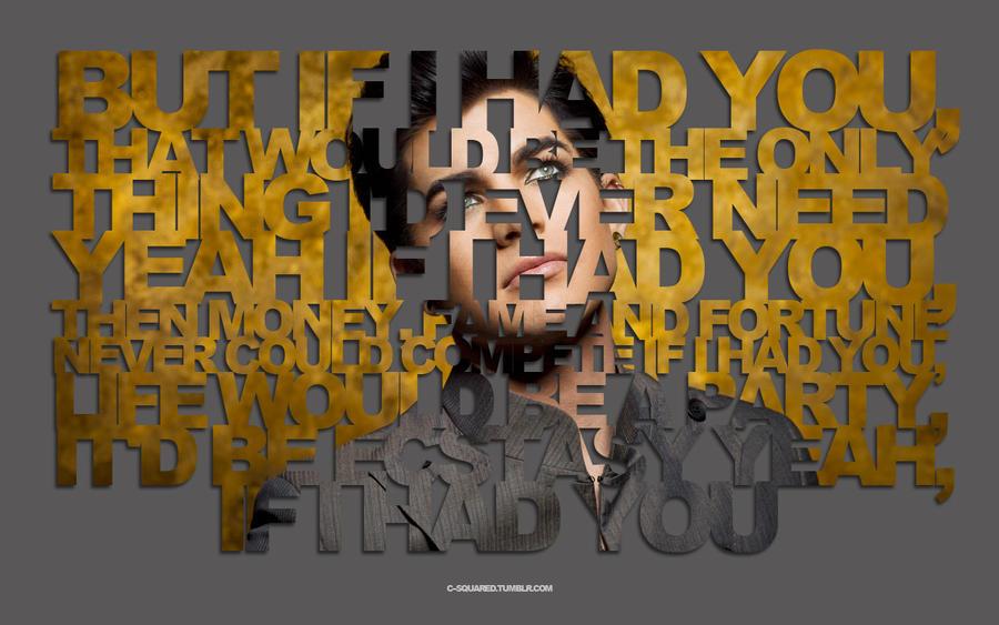 Adam Lambert - If I Had You by Krusty111 on DeviantArt