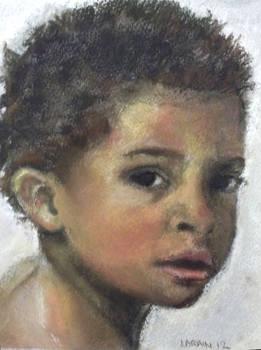 Jacob in Pastel