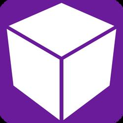 HEXcube Logo Material by HEXcube