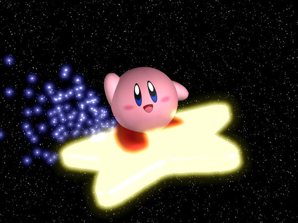 Kirby by thekeyofE
