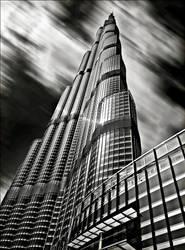 Burj Khalifa by GAJC