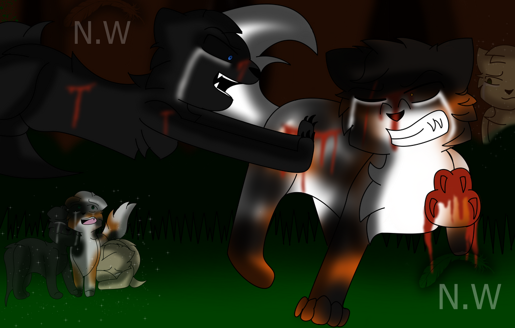 You Killed My Mentor (perchpaw, Mapleshade) by shadowheart608 on ...