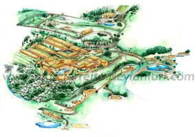 Hotel Map by MarcFerreira
