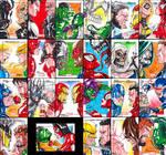 Marvel HeroesVillains - pt.10