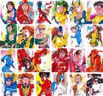 Marvel Dangerous Divas - pt. 7