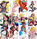 Marvel Dangerous Divas - final