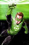 Green Lantern Reynolds