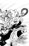 Kung Fu Panda Vol.02 #01 - cover B
