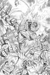 Transformers - Combiner Wars#5 - page 17