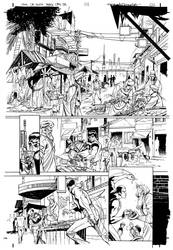 Call of Duty - Black Ops III #1 - page 01 by MarcFerreira