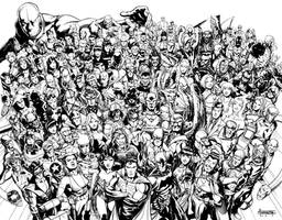 JLA roster