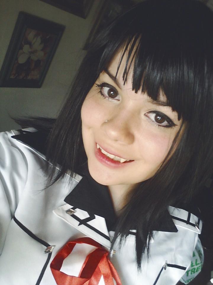 Yuki Kuran (Test) by UltraViolet1197