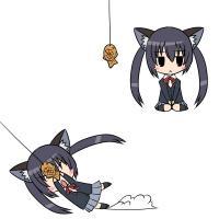 How to catch Azu Nya by Jessica-neko