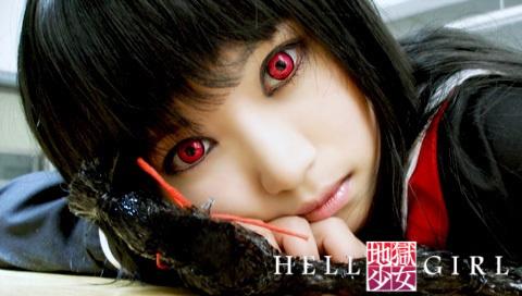 Hell girl cosplay by Jessica-neko