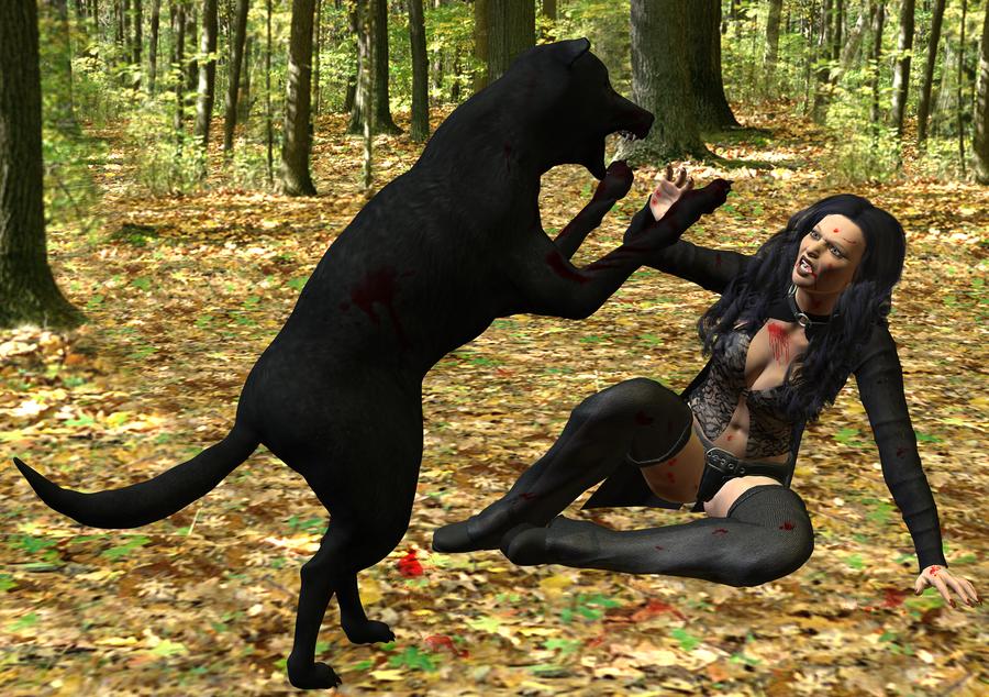 werewolf vs demon