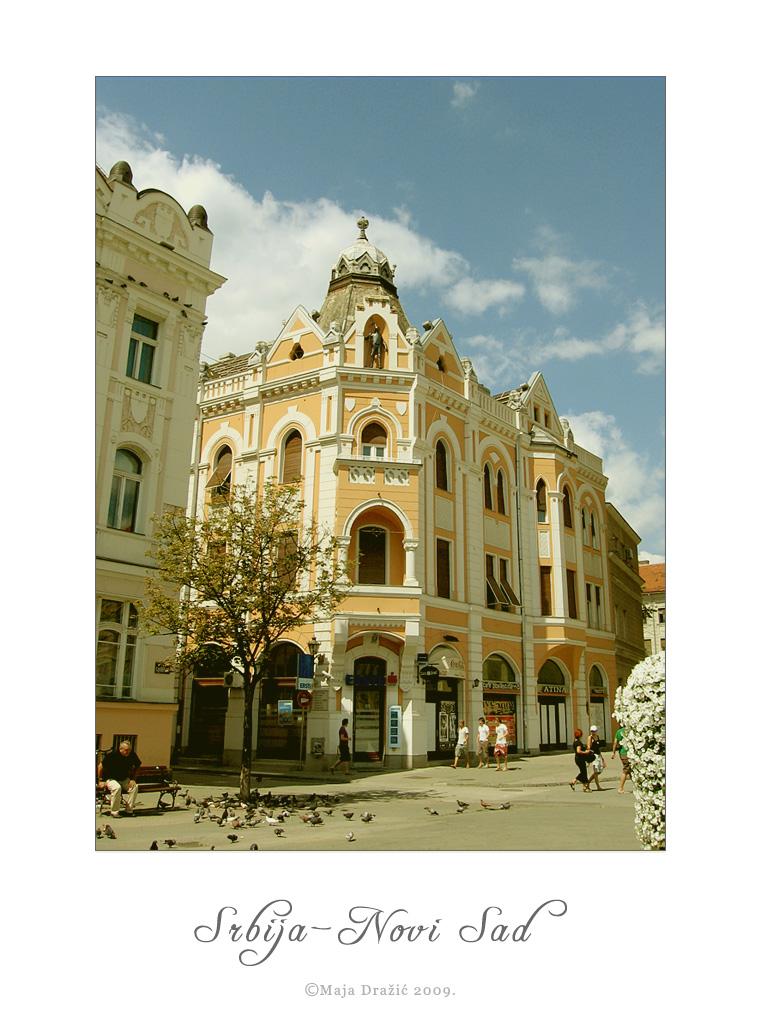 Serbia-Novi Sad-2 by Maay