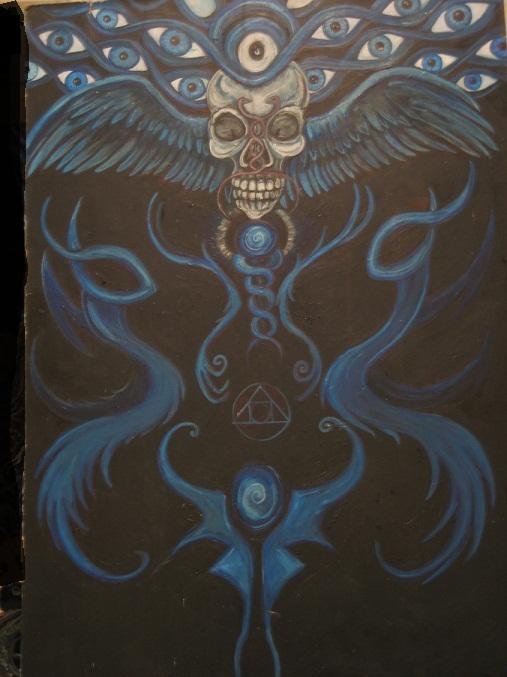 Skull by RAGGASCORMOUS