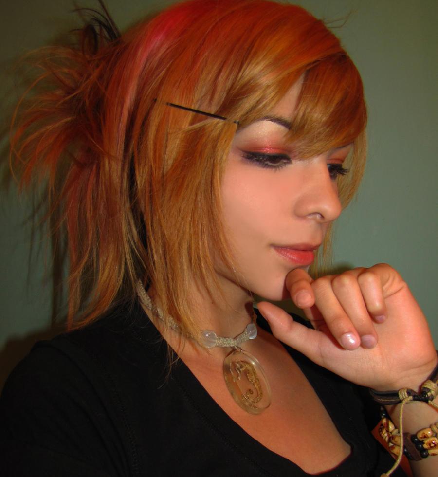faded hair
