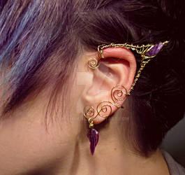 wire elf ears