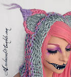 Pastel Cheshire Detail