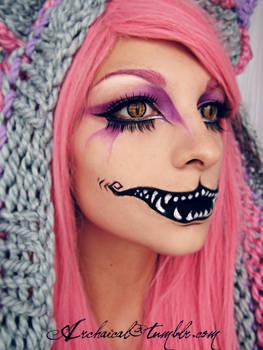 Cheshire make-up