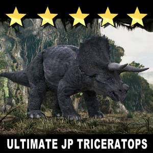ULTIMATE JP TRICERATOPS
