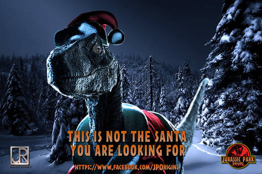 This is NOT the Santa your are looking for !!!