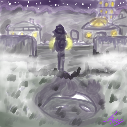 Lavender Town by leyzy