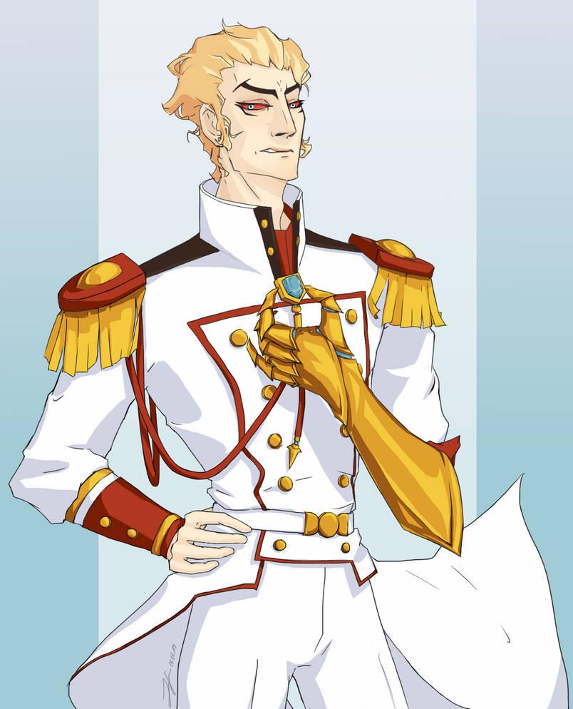 White Duelist Lucio
